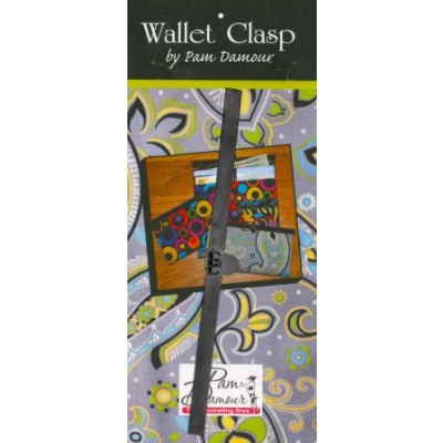 """Pam Damour NOT11 Wallet Clasp 7.5"""""""