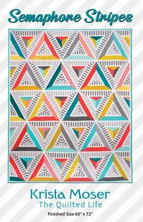 Semaphore Stripes from Krista Moser