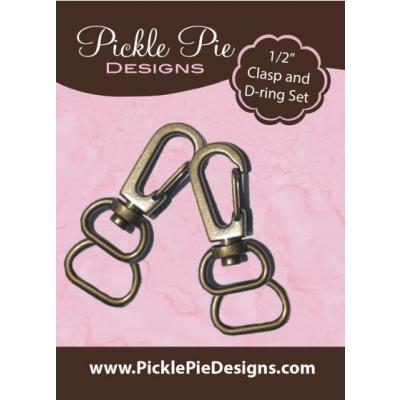 """Pickle PIe Swivel Hook 1/2"""" set"""