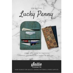 Sallie Tomato Lucky Penny Pattern LST115