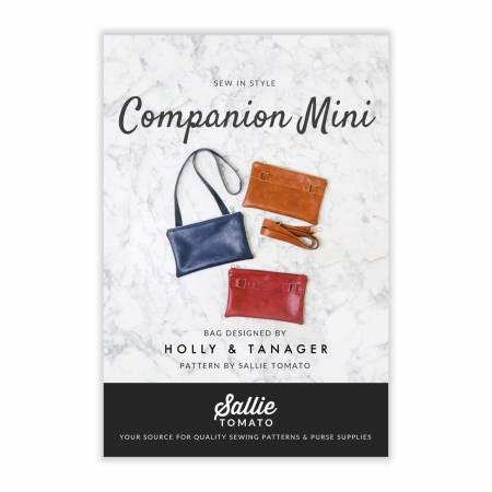 Sallie Tomato Companion Mini Pattern LST115