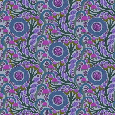 Free Spirit Fabrics Monika Forsberg PWMF009 Tide