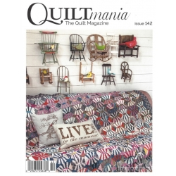 Quiltmania Magazine Issue 142