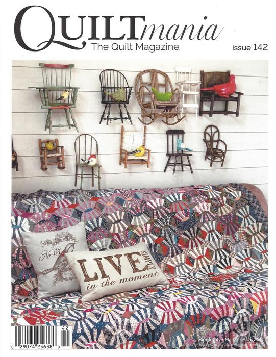 Quiltmania Magazine Issue 142