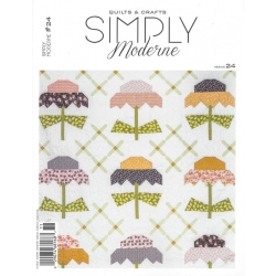 Simply Moderne Magazine from Quiltmania Issue 24