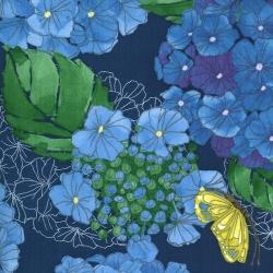 Moda Fabrics Cottage Bleu by Robin Pickens 48690-18