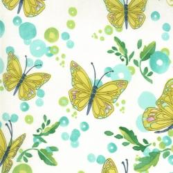 Moda Fabrics Cottage Bleu by Robin Pickens 48691-11