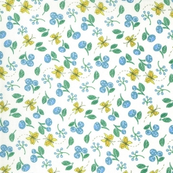 Moda Fabrics Cottage Bleu by Robin Pickens 48693-11
