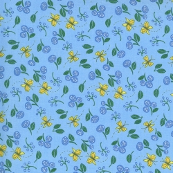 Moda Fabrics Cottage Bleu by Robin Pickens 48693-16