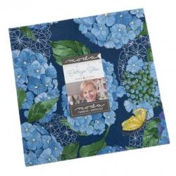 Moda Cottage Bleu Layer Cake 48690LC