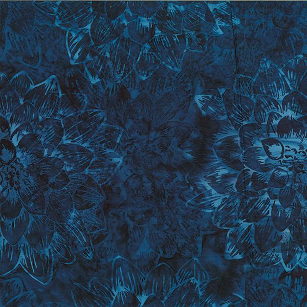 Hoffman Bali Batik R2273 128 Midnight