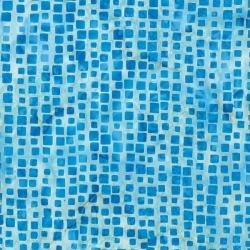 Hoffman Bali Batik S2355 261 Bluejay