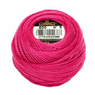 DMC Perle Cotton Size 8 116-8-0600