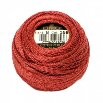 DMC Perle Cotton Size 8 116-8-0355