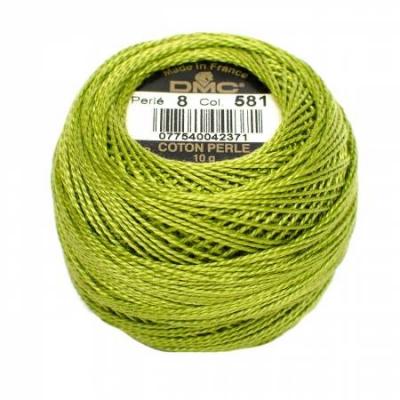 DMC Perle Cotton Size 8 116-8-0581