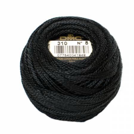 DMC Perle Cotton Size 8 116-8-0310