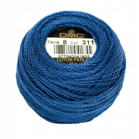 DMC Perle Cotton Size 8 116-8-0311