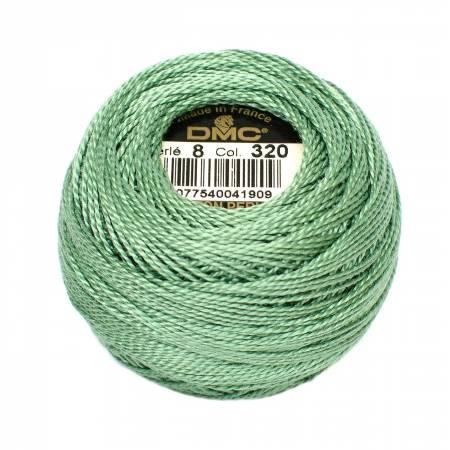 DMC Perle Cotton Size 8 116-8-0320