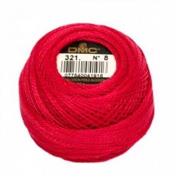 DMC Perle Cotton Size 8 116-8-0321
