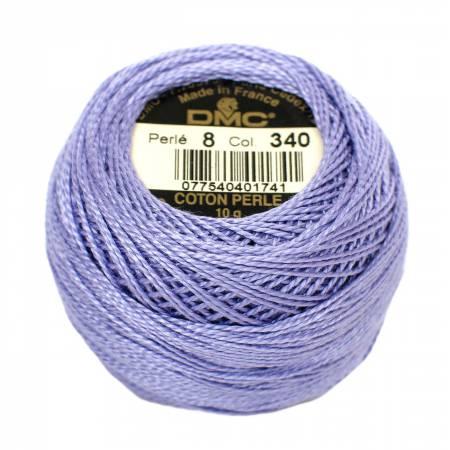 DMC Perle Cotton Size 8 116-8-0340
