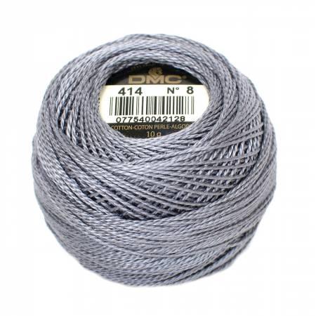 DMC Perle Cotton Size 8 116-8-0414