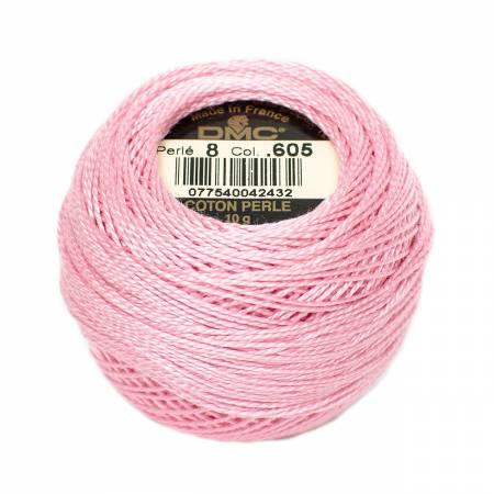 DMC Perle Cotton Size 8 116-8-0605