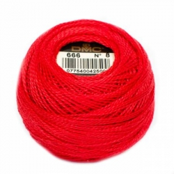 DMC Perle Cotton Size 8 116-8-0666