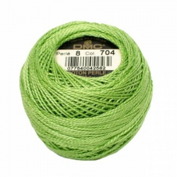 DMC Perle Cotton Size 8 116-8-0704