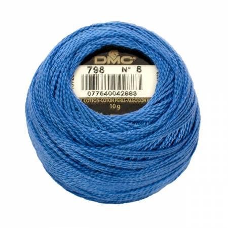 DMC Perle Cotton Size 8 116-8-0798