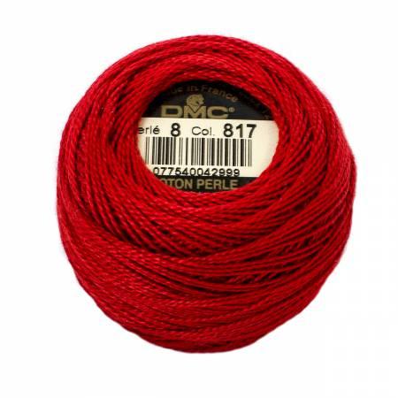 DMC Perle Cotton Size 8 116-8-0817