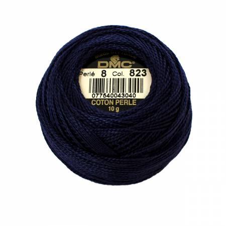 DMC Perle Cotton Size 8 116-8-0823