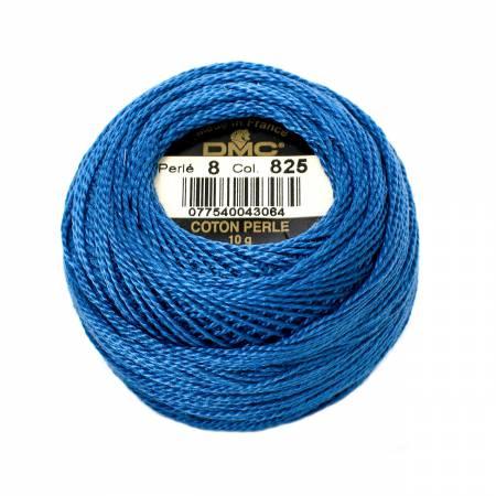 DMC Perle Cotton Size 8 116-8-0825