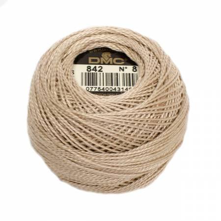 DMC Perle Cotton Size 8 116-8-0842