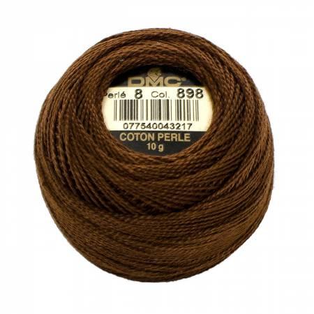 DMC Perle Cotton Size 8 116-8-0898