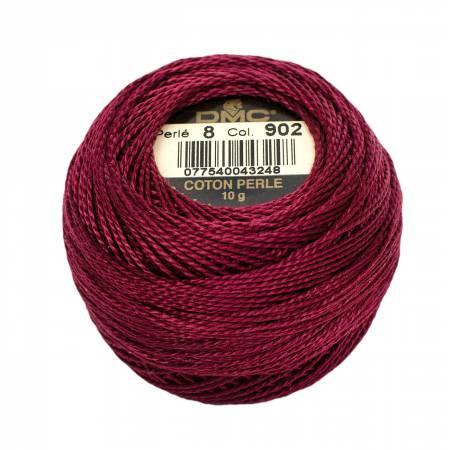 DMC Perle Cotton Size 8 116-8-0902