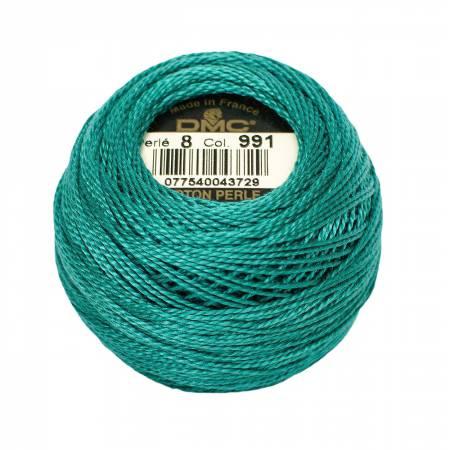 DMC Perle Cotton Size 8 116-8-0991