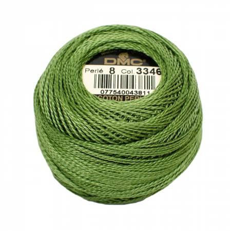 DMC Perle Cotton Size 8 116-8-3346