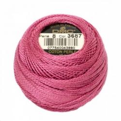 DMC Perle Cotton Size 8 116-8-3687