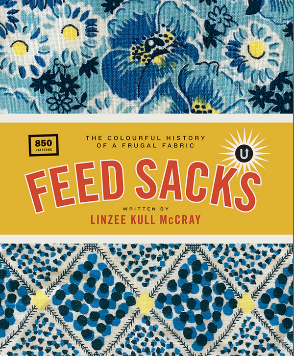 Feed Sacks Book from Linzee McCray