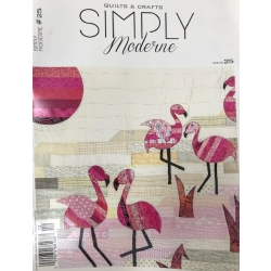 Simply Moderne Magazine #25 from Quiltmania