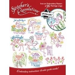 Stitcher's Revolution Flamingo SR36