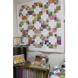 Charmed and Dangerous Quilt Kit From Creations