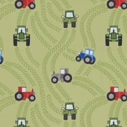 Lewis & Irene Farmyard Tractor A533 1