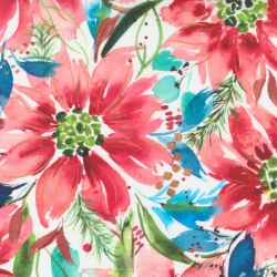 Moda Fabrics Starflower Christmas by Create Joy Project 8480 12