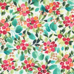 Moda Fabrics Starflower Christmas by Create Joy Project 8481 11