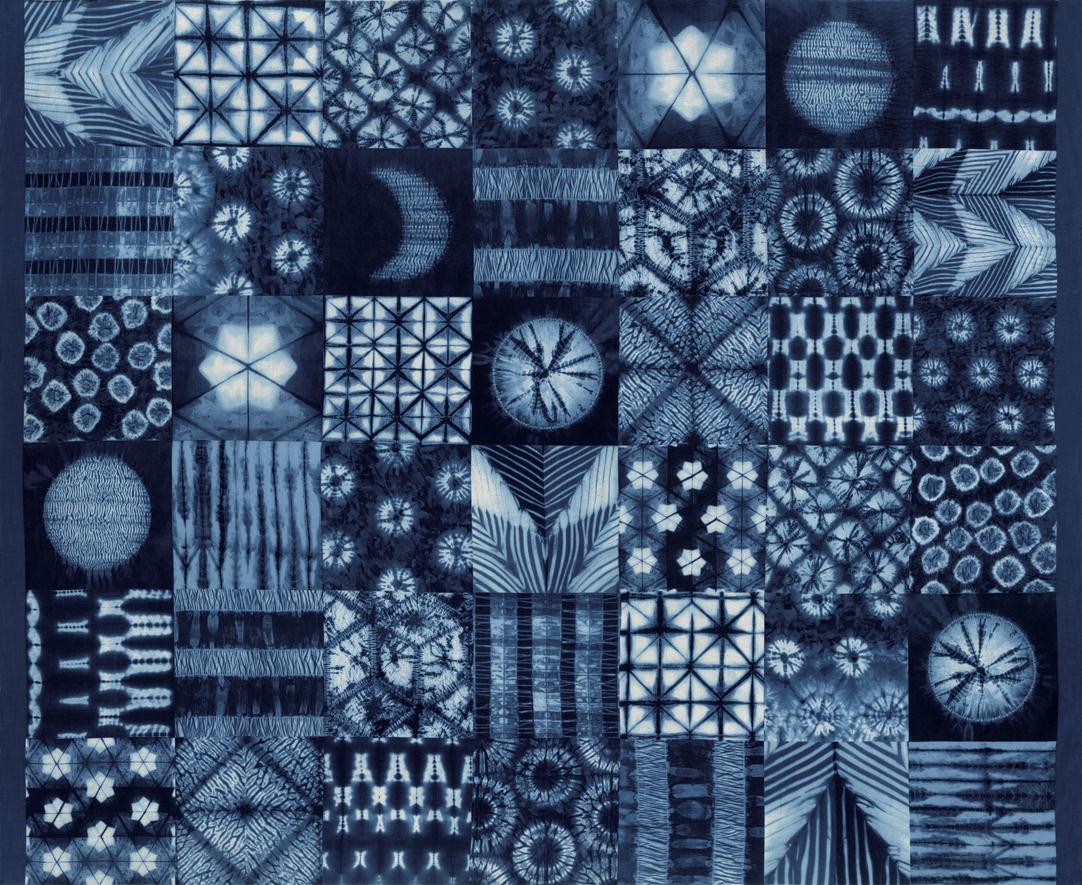 Moda Fabrics Debbie Maddy Tochi 48060 13
