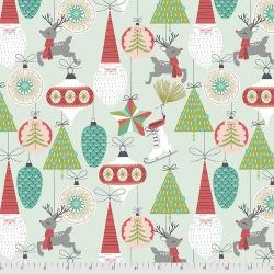 Free Spirit Fabrics Fa La La by Maude Asbury