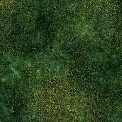 Timeless Treasures Shimmer Green Metallic