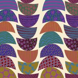 Free Spirit Fabrics Anna Marie Horner Bright Eyes PWAH160 Lunch
