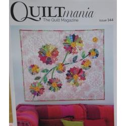 Quiltmania Magazine 144